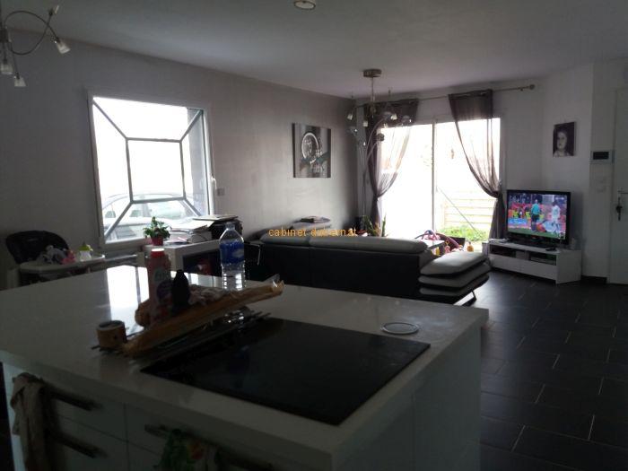 CASTELNAU Maison de 100m² 3 chambres avec jardin