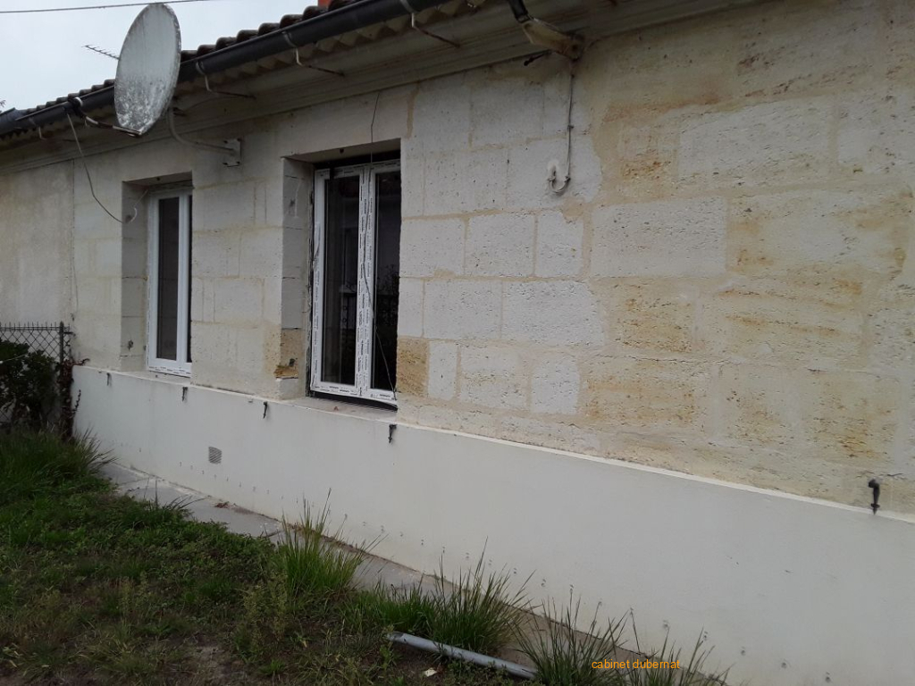 Ludon Medoc - maison en pierre à rénover